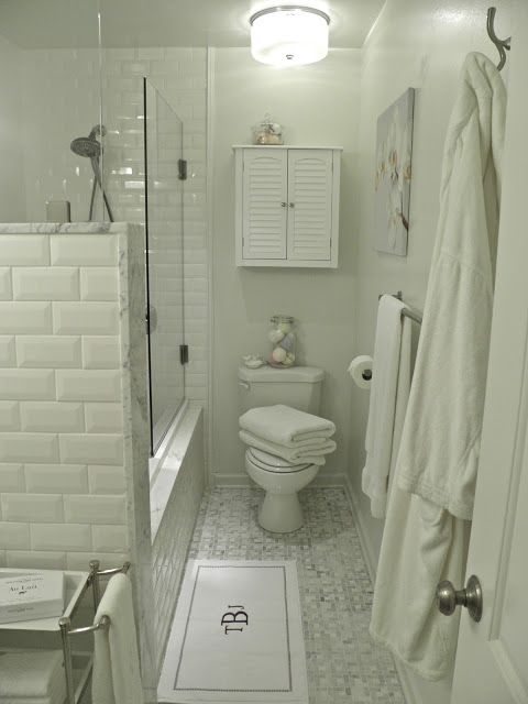 From Captain's Daughter to Army Mom: DIY Bathroom Remodel... From Blah Bath to Spa Bath!