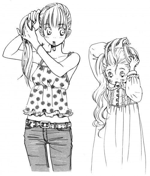 Chica Umino. Honey & Clover.