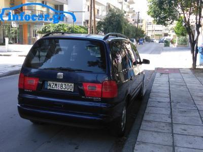 Seat Alhambra 2003 €5700EUR