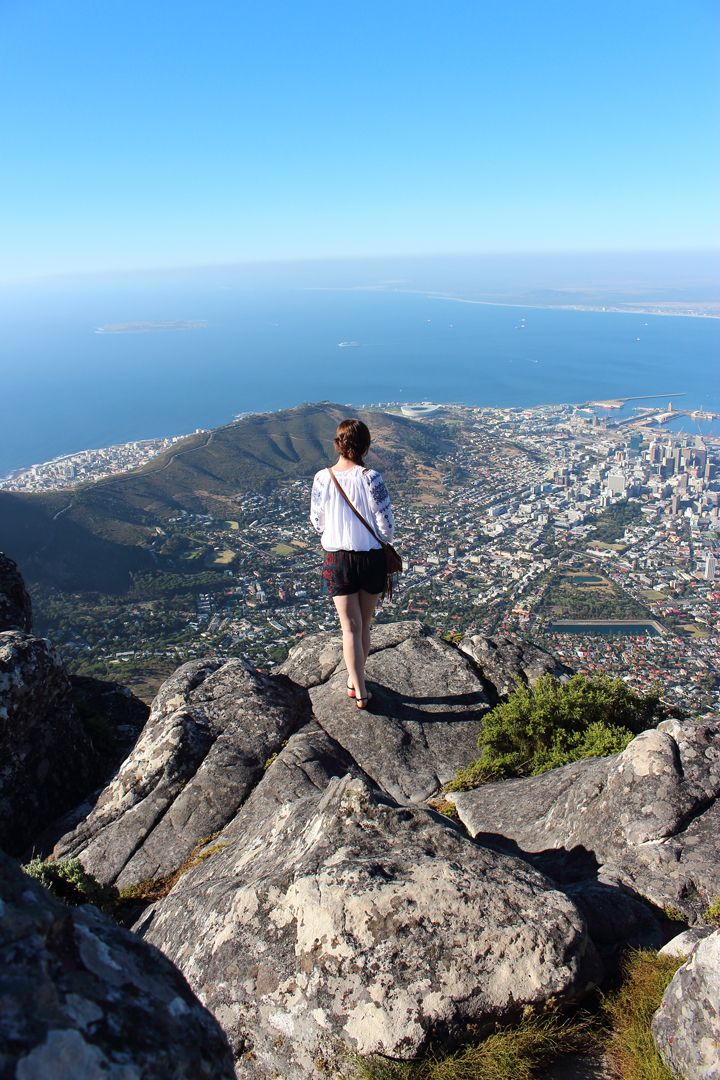 Table Mountain | Tafelberg | Kapstadt | Cape Town | Mountain | Felsen | Must see Cape Town | clouds | Travelblogger | traveling | South Africa | Südafrika