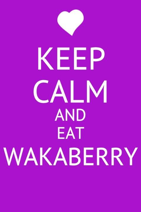 Wakaberry froyo