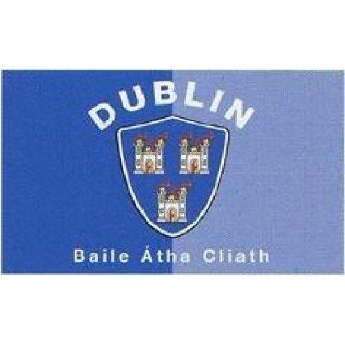 Dublin Ireland County Flag