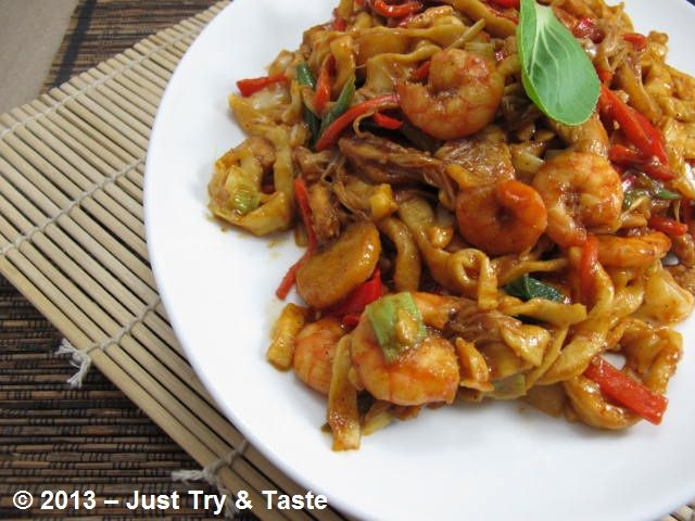 Just Try & Taste: Mie Goreng a la Shanghai