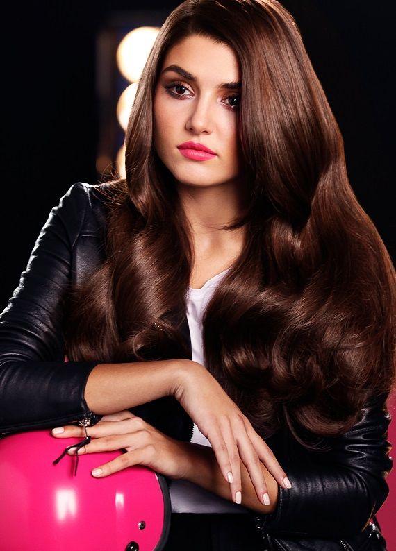 Hayranları seçti Hande Erçel'in yepyeni saç rengi Bronz Kahve oldu!