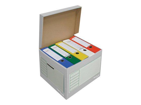 Kätevä arkistointilaatikko mapeille!