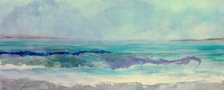 'surfs up'  1500 x 600mm available