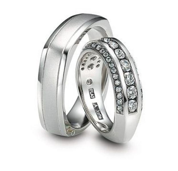 Las 25 mejores ideas sobre sencillo anillo de compromiso en pinterest y m s anillos de boda - Anillos de compromiso sencillos ...