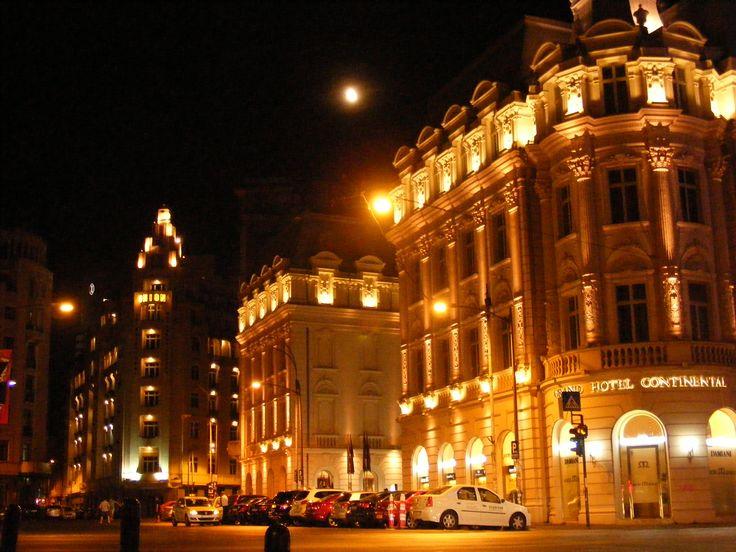 Bucharest, Victory Avenue http://www.touringromania.com/regions/bucharest.html