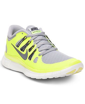 Nike Women's Free 5.0+ Running Sneakers from Finish Line - Kids Finish Line Athletic Shoes - Macy's