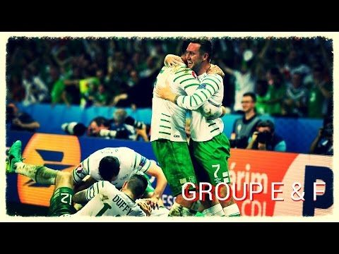 Euro 2016 | Group E & F | What a game between Hungary & Portugal | Irela...