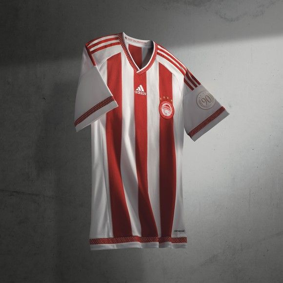 #Olympiacos #adidas home jersey 2015-2016 #LegendsOlny #BeTheDifference