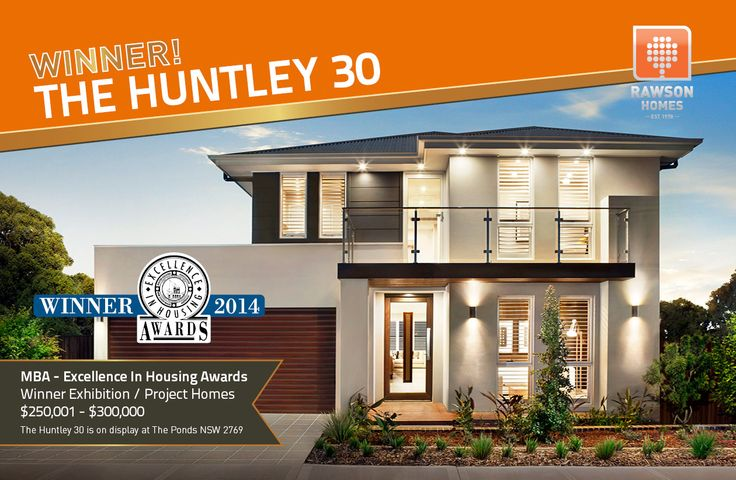 10 best mba 2014 excellence in housing awards winner the huntley mba excellence in housing awards winner exhibition project homes 250001 300000 the malvernweather Choice Image