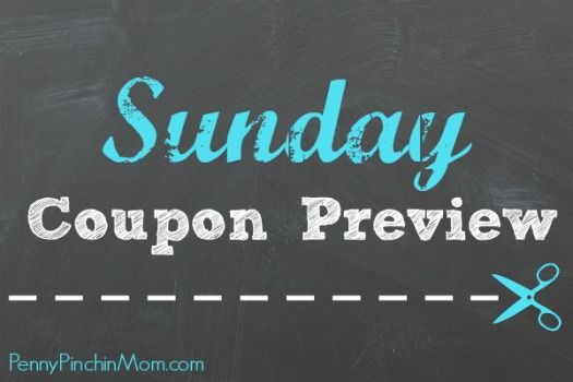 Wondering which inserts you might find in this weekend's newspaper? Take a look below to know for sure! If you want to know what coupons you will find every weekend for all of 2015, you can chec ...