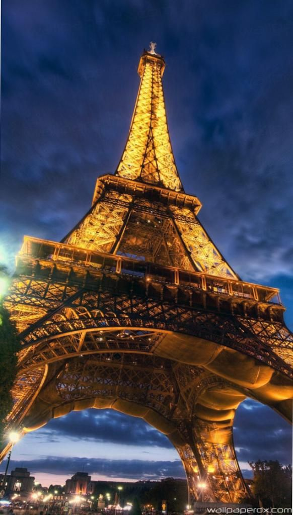 Download Wallpaper Eiffel Tower 4k Hd Cikimmcom