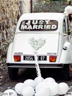 Transporte con globos para boda http://conbdeboda.blogspot.com.es
