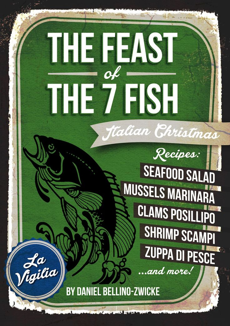 The 163 best images about feast of the seven fishes on Pinterest ...