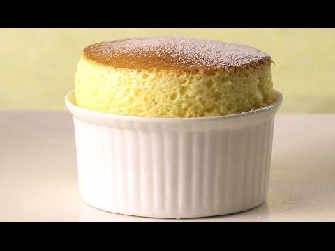 Perfect Vanilla Soufflé Recipe - Eugenie Kitchen