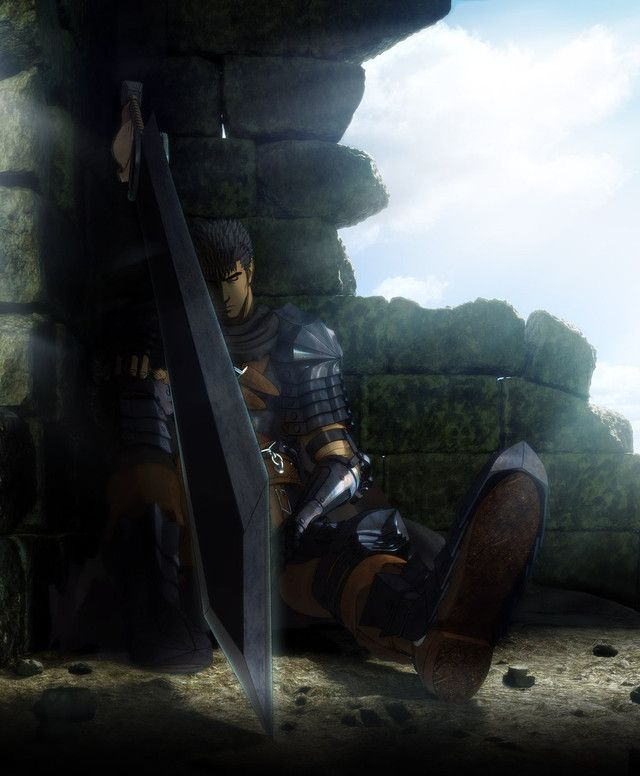 First Cast And Crew For 2016 Berserk Anime Announced by Mike Ferreira