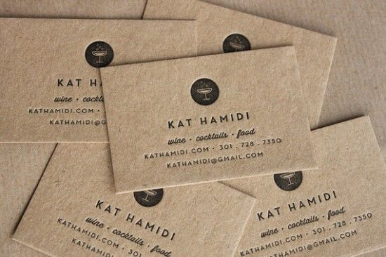 Bring It: More Business Card Inspiration