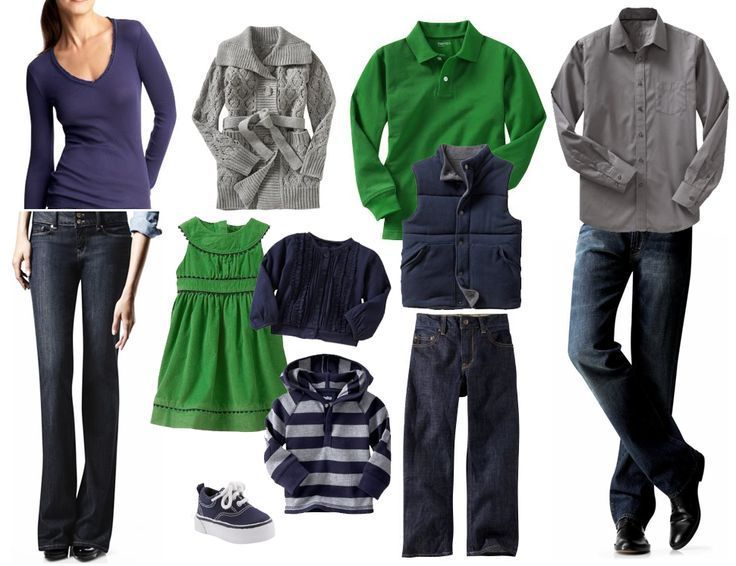 Fall Family Picture Outfit Ideas | fall clothing ideas | What to Wear