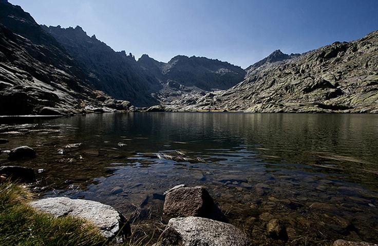 Laguna del Circo de Gredos