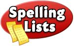 free  spelling lists for all grades!