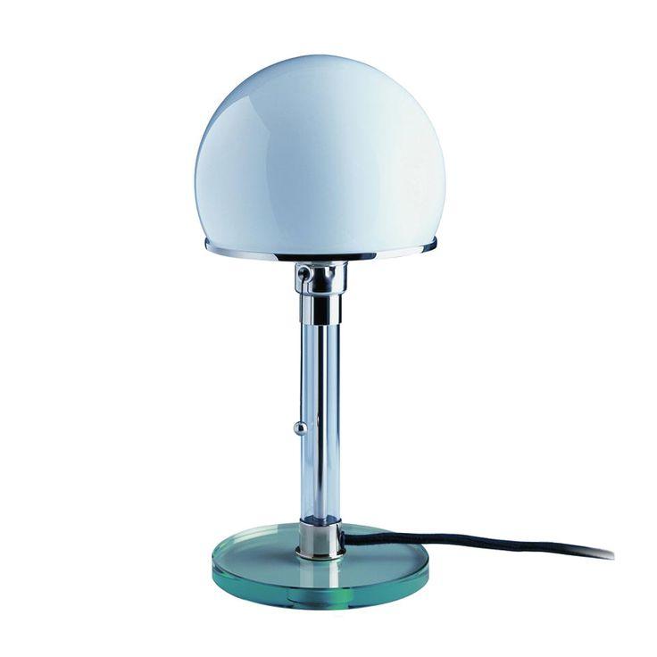 Wagenfeld Lampe WG24