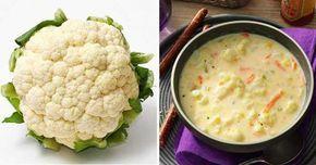 Urobte si tú najlepšiu karfiolovu polievku s mrkvou a syrom, ktorá je hotová za 30 minút   Chillin.sk
