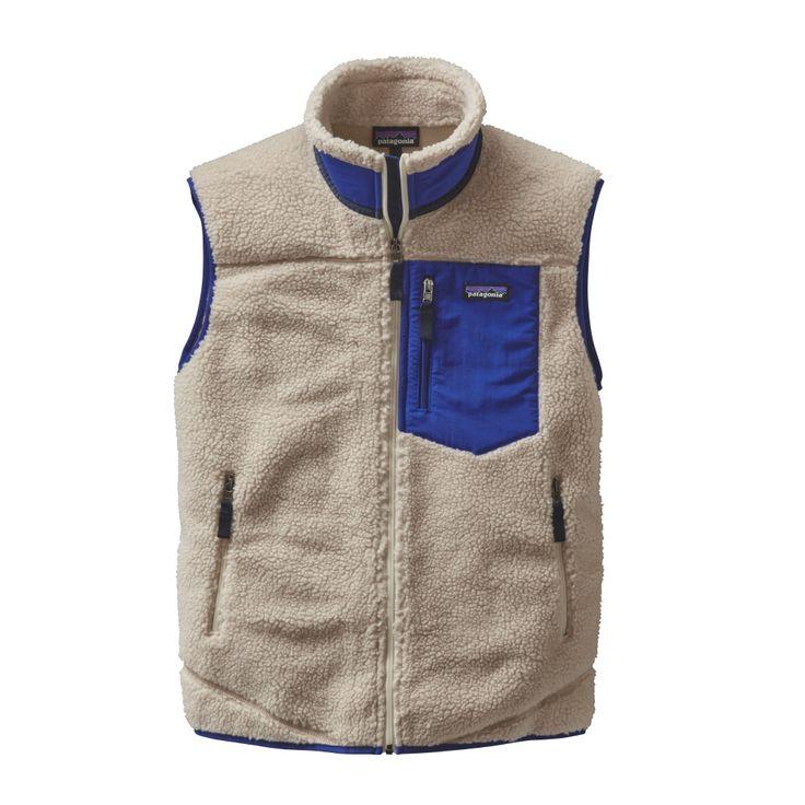 [(주)파타고니아코리아] Mens Classic Retro-X Vest