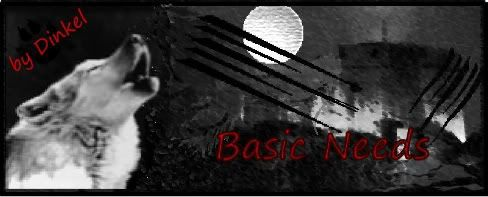 Basic Needs by Dinkel  Eventually, the constant denial of the essentials, such as sleep, water, food and human contact, got to everyone in Azkaban, even the infamous Fenrir Greyback. However, one full moon and an unexpected visitor might just change everything...