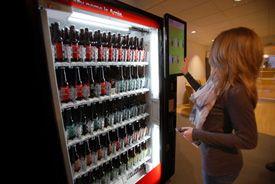 Employees Create Beer Vending Machine