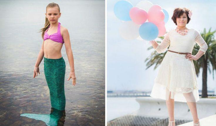Estas fotos muestran a niños transgénero y de diversos géneros justo como quieren ser vistos.Los transgéneros siempre levantan polémica y reacciones negativas cuando su condición se hace pública.