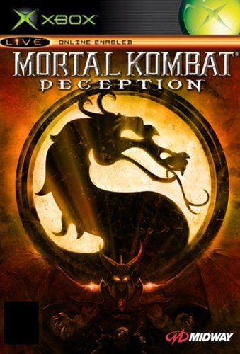 From 2.00:Mortal Kombat: Deception (xbox)