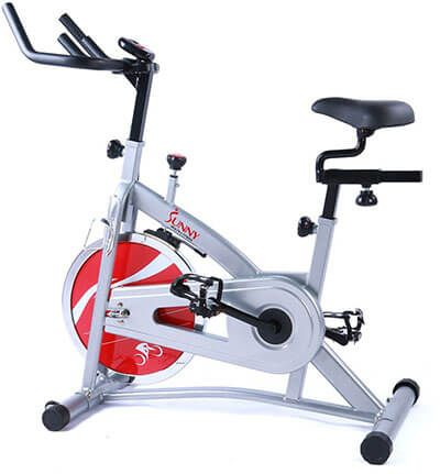 Sunny Health U0026 Fitness SF B1421 Home Cycling Bike