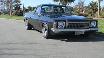 Holden Kingswood HZ ute 1979