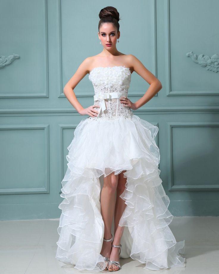12 best <3 images on Pinterest | Wedding frocks, Homecoming dresses ...