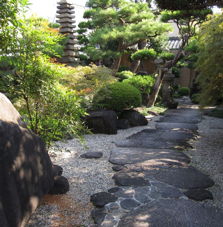 Japanese Garden: Best 25+ Asian Garden Ideas On Pinterest
