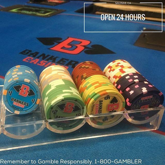 Don't forget Bankers Casino is open 24 hours! . . . . . .  #salinas #831 #bankerscasino #casino #montereycasino #sanjose #bayarea #goodfood #poker #restaurant #food #salinasca #bankerscasinosalinas #shrimp #tacos #haciendamexicangrillsalinas #pokerships #happyhour #blackjack #fun #friends #nachos #madebycanva #canva #montereylocals #salinaslocals- posted by Bankers Casino https://www.instagram.com/bankerscasinosalinas - See more of Salinas, CA at http://salinaslocals.com