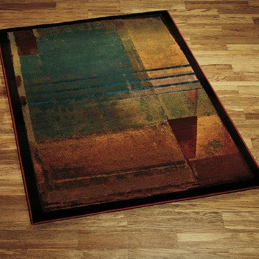 Abstract Expression Area Rugs