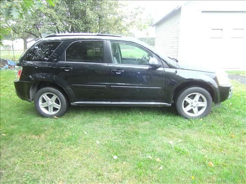 2005 Chevy Equinox LT For Sale  $12,200.00  2005 Chevy Equinox LT. 48,000 miles, AWD, clean, black, reliable SUV with hitch. MPG mid 20s.   ...