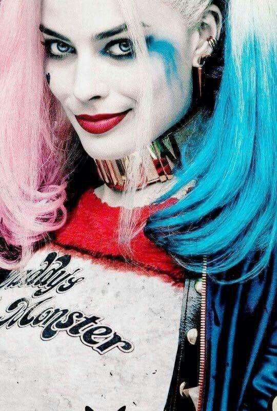 Suicide squad Margot Robbie Harley Quinn