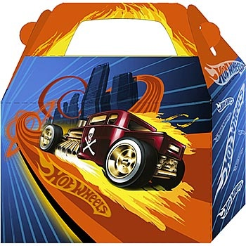 hot wheels goodie bags