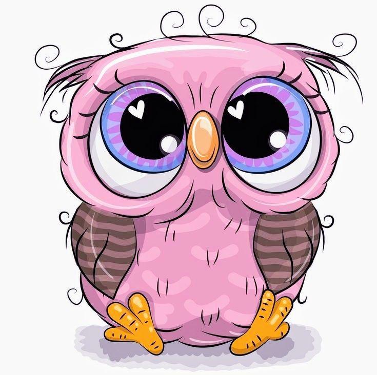 ʚįɞ ʚįɞ Cute Owl Cartoon Owl Cartoon Cute Cartoon