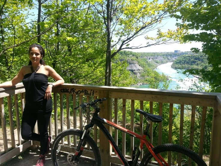 Biking in Niagara