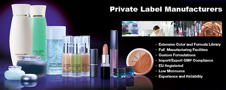 LadyBurd® - Exclusive Private Label Cosmetics