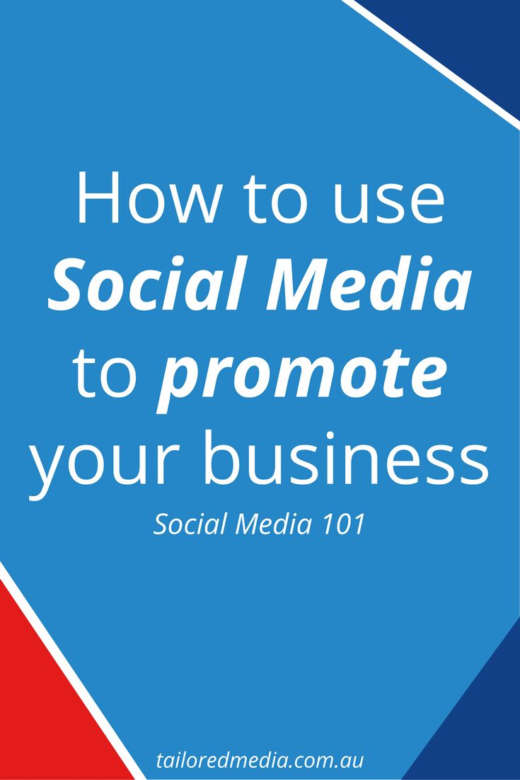 Learn how social media can help build your business' brand and make you sales.