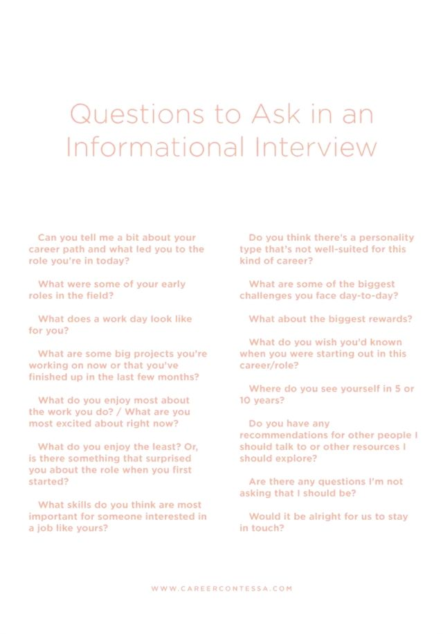 15 Revealing Questions To Ask In An Informational This Or That Questions Informative Job Interview