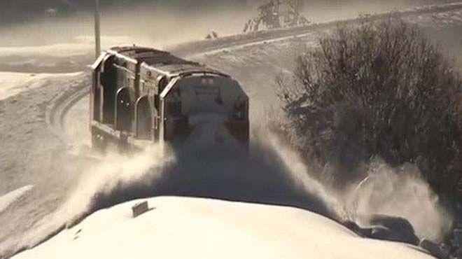 χιονισμενα τοπια με τρενα - Αναζήτηση Google