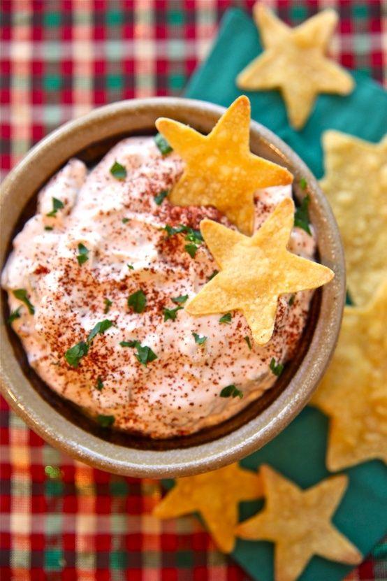 Gluten-Free Fiesta Dip | Dips/Sauces: Gluten-Free | Pinterest