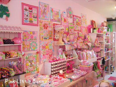 Pinksさん店内の様子